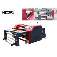 Quality Thermal Rotary Heat Transfer Paper Printing Sublimation Machine For Sport Jersey for sale