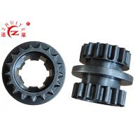 China Custom Ring And Pinion Gears Heavy Duty Load Tricycle Speed Gearbox Differential Use on sale