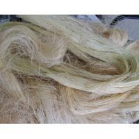 Quality 100% natural raw Sisal fiber for sale