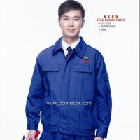 China Supply Factory Price Industrial Work Coverall Uniform Carvas Clothes on sale