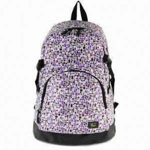 China Ladies' Backpack, Daypacks, Ladies' Purses, Hiking Bag, Fashion Backpack, Canvas Backpack on sale
