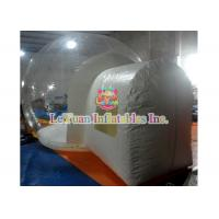 Quality Customized Airtight Clear Inflatable Tent Inflatable Lawn Tent For Party for sale