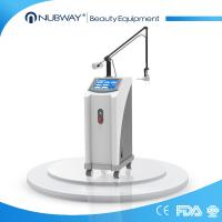 Quality 30W Medical treatment CO2 Fractional Laser Scare Removal Skin Resurfacing for sale