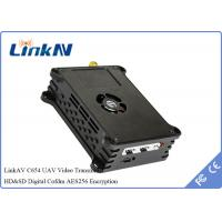 Buy cheap High Definition Version UAV / UAS Digital Video Sender 30dbm With 10.1 Inch LCD Screen from wholesalers