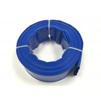 Quality Flexible PVC Water Discharge Hose , Sprinkler Irrigation Pipe UV Resistant for sale