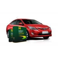 Quality High Gloss Slow Drying 2k Automotive Paint Hardener for sale