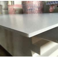 Quality White Paper Foam Board 1220mm*2440mm Warping Resistant No Bubble Smooth for sale