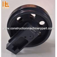 Buy cheap Black Used Road Cold Planer Spare Parts Guide Pulley Wear-Resistant Steel product