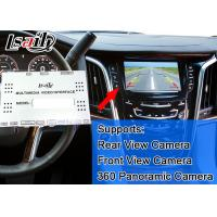 Quality Multimedia Interface Android Car Navigation Box For Cadillac , 17.5cmX11cmX2 Cm Size for sale