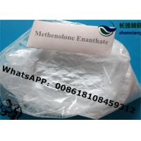 Quality Methenolone Enanthate Raw Steroid Powders 99% Purity For Big Mass Gain for sale