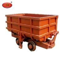 Quality China Coal KC Series Underground Side Dump Mining Cart for sale