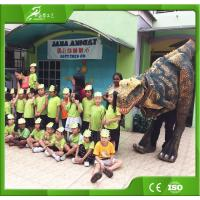 Buy cheap KAWAH Real Looking Dinosaur Suit Velociraptor Costume For Rental product