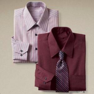 China Mens Long Sleeve Dress Shirts on sale
