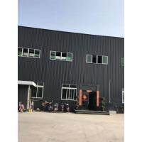 China Customized Q355B Warehouse Steel Structure For Logistic Center on sale