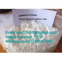 Quality Boldenone Acetate Short Acting Medical Boldenone Steroid , Legal Steroids Bodybuilding Prohormones for sale