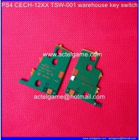 Buy cheap PS4 CECH-12XX TSW-001 warehouse key switch PS4 repair parts product