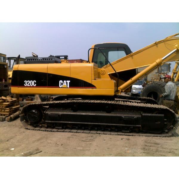 cat 320 excavator specs pdf