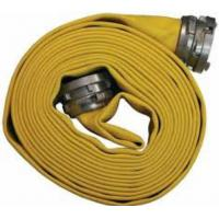 Quality 1.5 inches Fire Hose complete with ULC approved instantaneous coupling for sale