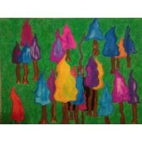China color oil pastel on sale