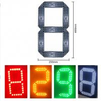 Buy cheap 0.56 inch led digital screen , 7 segment led display 4 digit countdowm timer from wholesalers