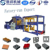 China Latest Products In Market Paver Block Making Machine For Sale on sale