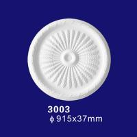 Quality 3003 House Decoration Lightweight Ceiling Panels Meadallion For Roof for sale