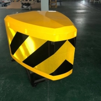 Buy cheap Electrostatic Spraying Truck Mounted Attenuator Embedded Type from wholesalers
