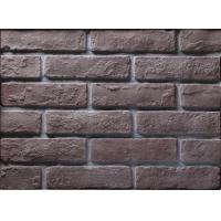 Quality Type A Series Building Thin Veneer Brick With Size 205x55x12mm For Wall for sale