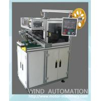 Quality Motor armature insulate paper inserting core and winding coils insulation machine WIND-IP for sale