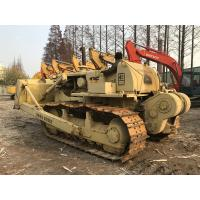 Quality Original Paint Used Crawler Bulldozer D7G CAT Winch CAT 3306T Engine for sale