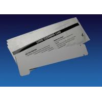 Quality Strong Adhesivess Zebra Printer Cleaning Kit 105912-707 10 Large T Cleaning Cards for sale