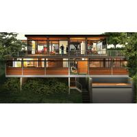 Quality Eco-friendly Prefabricated House for sale