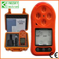Buy cheap Kesa brand portable multi gas detector KT-602 (Ex,H2s,CO, O2) from wholesalers