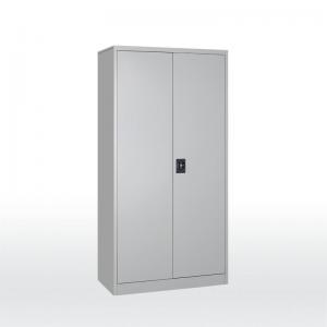 Quality 2 Door 4 Adjustable Shelves Steel Storage File Cabinet for sale