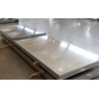 Quality 3003 Brushed Aluminium Alloy Sheet 1200 - 2650 Mm Width Corrosion Resistance for sale