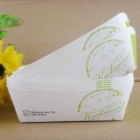 Quality Foldble Paper Box Packaging , Paper Box For Hot Dog And Snack Packaging for sale