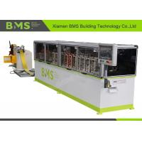Quality C / U Light Gauge Steel Framing Cold Roll Forming Machine With Frame CAD Style for sale