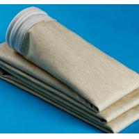Quality Oil Water Repellent Aramid Filter Bag High Filtration Blow Speed for sale
