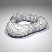 Buy cheap inflatable swim ring(pvc swim ring, inflatable ring) product