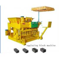 Quality egglaying block machine,hollow block machine 6000pcs/shift for sale