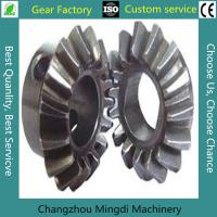 Quality Professional OEM Teeth Spur Bevel Gear Customized 45°~ 135° Shaft Angle for sale