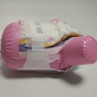 Buy cheap Dry Surface Breathable Soft Hydrophilic Baby Diaper Pants Leak Guard from wholesalers