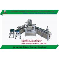 China New Condition Automatic Blister Packing Machine 15KW 0.6MPA 12 Months Warranty on sale