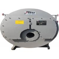 Quality 1000kg 1 Ton Industrial Diesel Oil Fired Steam Boilers For Pharmaceutical Factory for sale