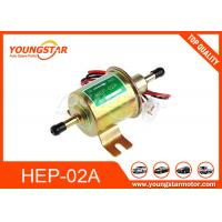 Buy cheap Low pressure Electric Fuel Pump OEM HEP-02A HEP02A HEP 02A 12V from wholesalers