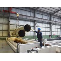 2B Finished Stainless Steel Round Tube , Schedule 10 / Schedule 5 SS Pipe