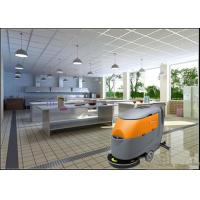 Quality Customization Commercial Floor Cleaning Machines , Electrical Wire Floor Cleaning Equipment for sale