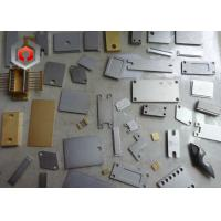 Quality Gamma Ray / X Ray Radiation Protection Shield WNiCu Material Made for sale