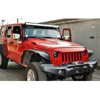 Quality Jeep Wrangler Falcon Grills Eagle Eye Grills Plastic for sale