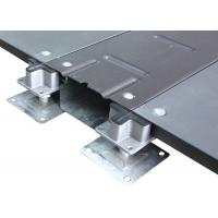 Buy Cementitious Raised Floor Trunking Optional OA Network Raised Access Floor at wholesale prices